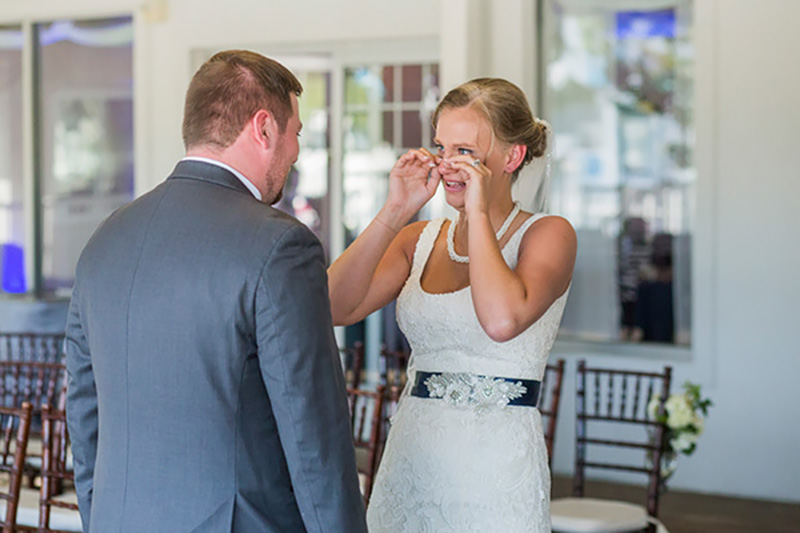 Yacht Club at Marina Shores Wedding Hampton Roads Photography