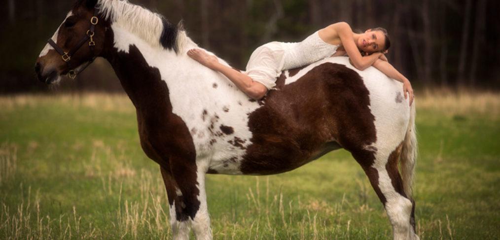 Model Shoot Horse Farm