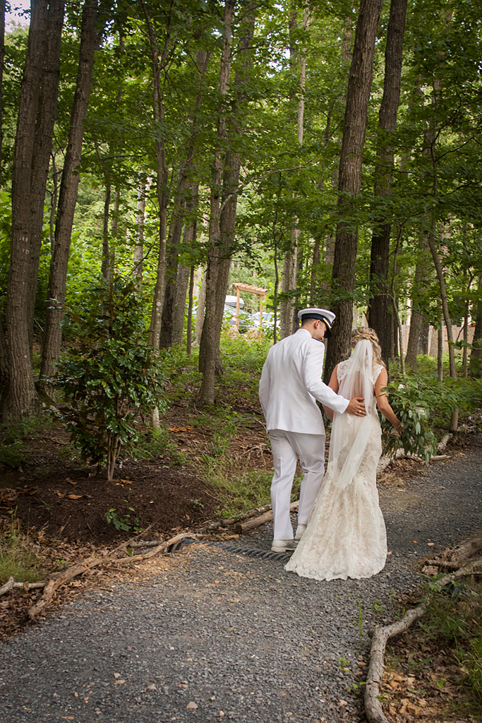 Shenandoah Mountains wedding photography