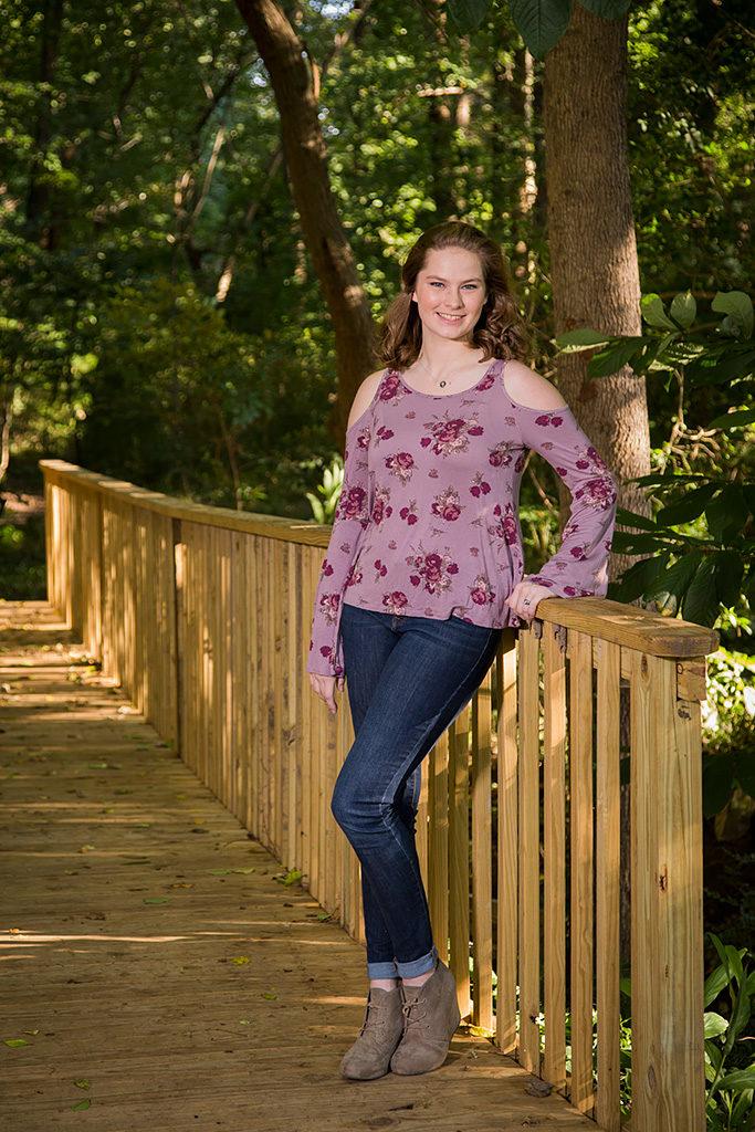 Caitlin, Senior Portraits, Chesapeake, Virginia Beach, Oak Grove park, Chesapeake Arboretum, Dancer, Great Bridge High School