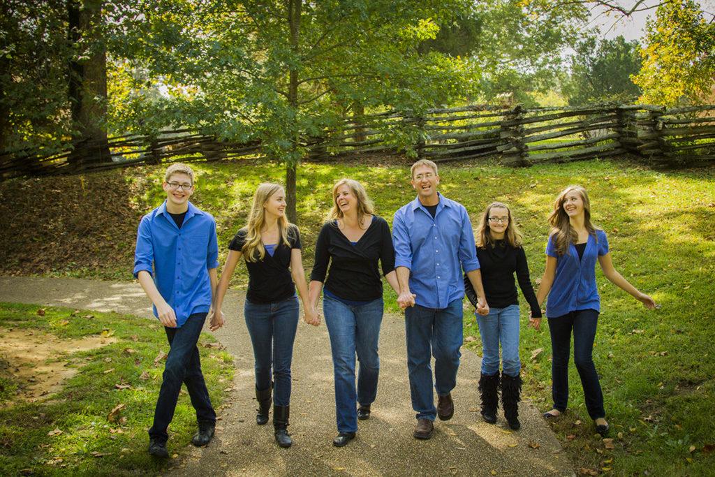 Fall Family Portrait Sale Hampton Roads Photography